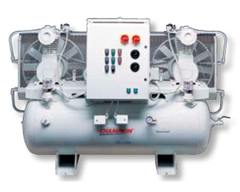 Oil Free Compressors - Piston Compressors