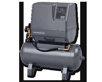 Oil Free Compressors -  Piston Compressors