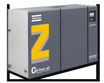 Oil Free Compressors - Rotary Compressors