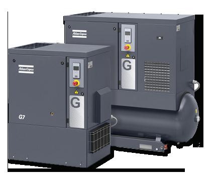 G compressor atlas copco